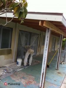 massive stucco repair
